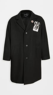 Fred Perry by Raf Simons Raf Coat