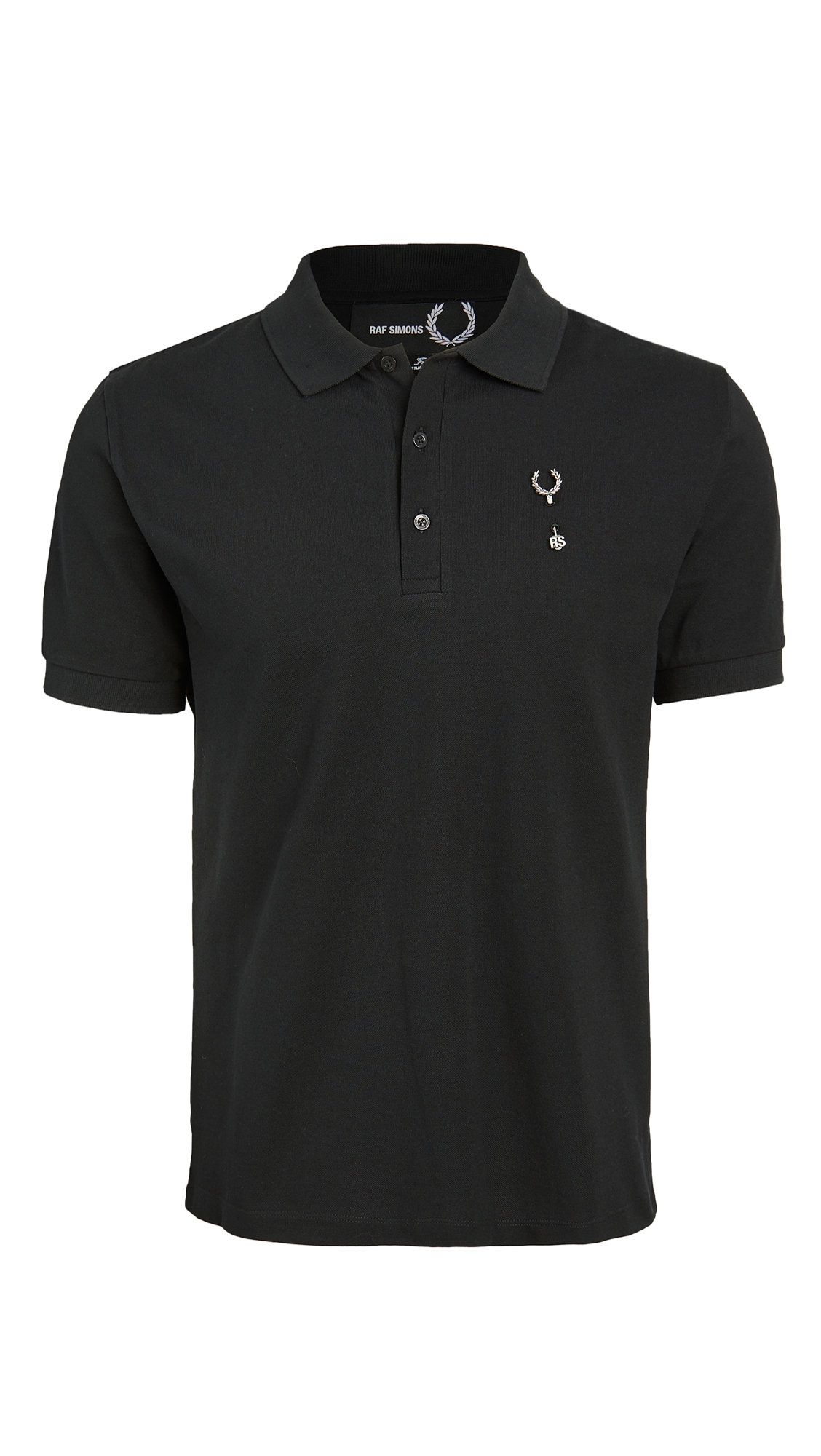 Raf Laurel Wreath Pin Polo