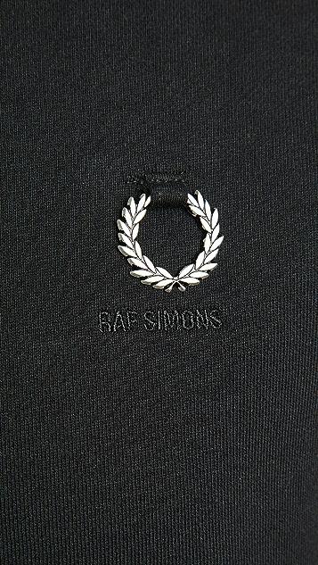 Fred Perry by Raf Simons Raf Laurel Werath Sweatshirt