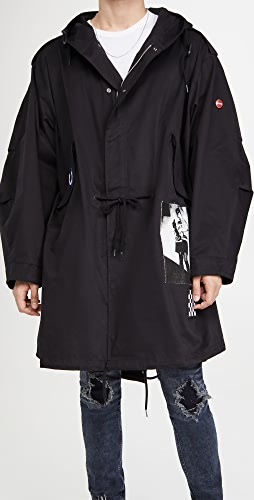 Fred Perry by Raf Simons - Raf Unlined Parka