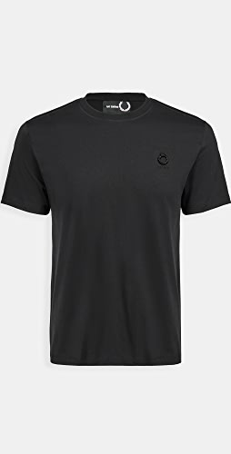 Fred Perry by Raf Simons - Laurel Detail T-Shirt