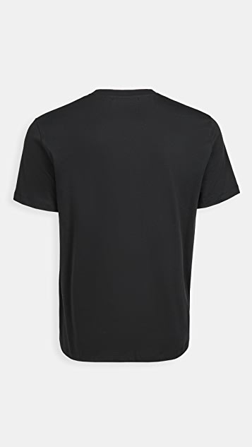 Fred Perry by Raf Simons Laurel Detail T-Shirt