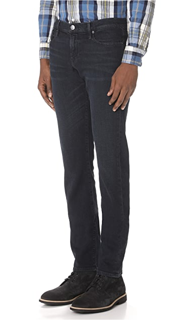 FRAME L'Homme Slim Leg Jeans