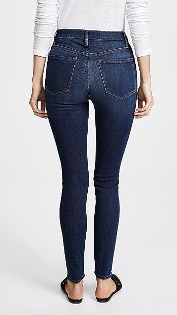 Frame Ali High Rise Skinny Jeans Shopbop