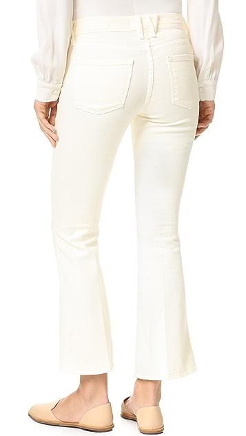 FRAME Inez St. Tropez Crop Jeans