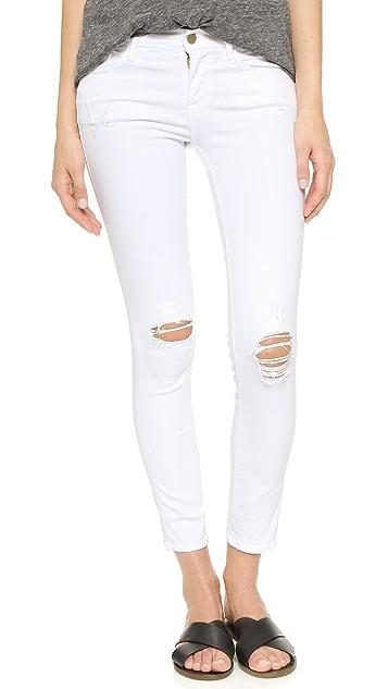 fc4b3578c95 FRAME Le Skinny de Jeanne Crop Jeans | SHOPBOP