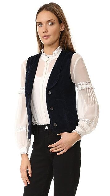 FRAME Corduroy Waistcoat