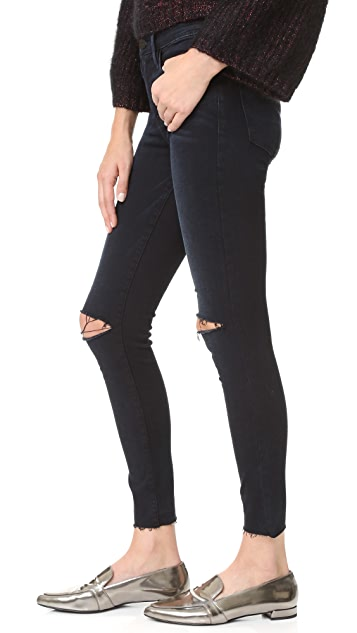 FRAME Le High Skinny Jeans