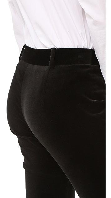 FRAME Velvet Pants