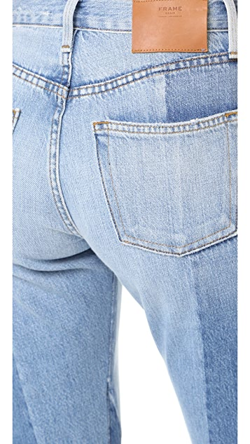 FRAME Le Mix Jeans