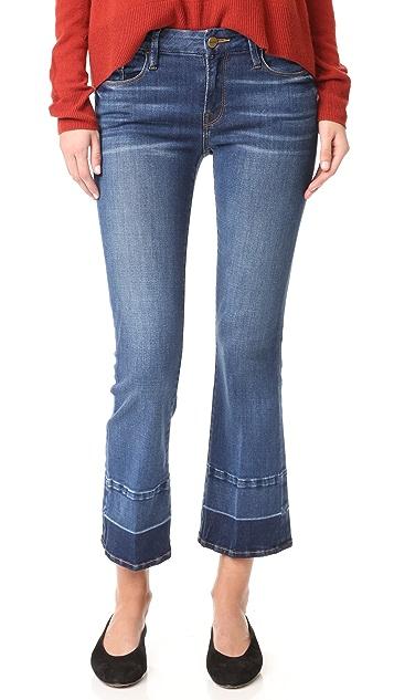 FRAME Le Crop Mini Boot Cut Jeans