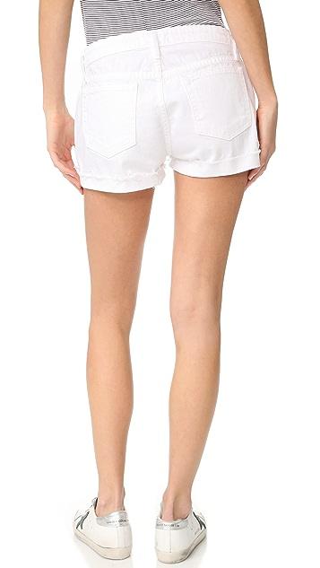 FRAME Le Garcon Shorts