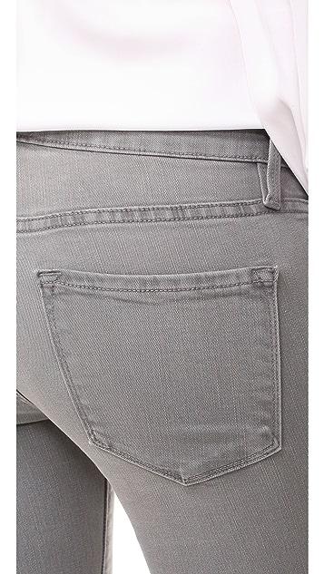 FRAME Le Skinny de Jeanne Double Jeans