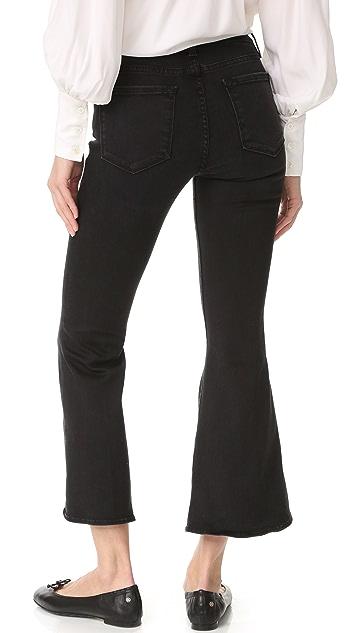 FRAME Le Crop Bell Jeans