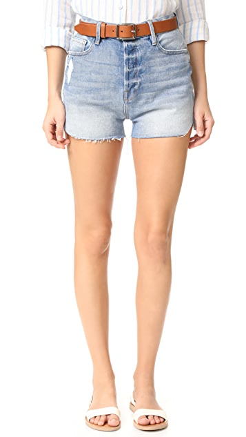 FRAME Original Tulip Shorts