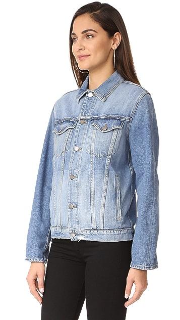 FRAME Le Oversized Jacket