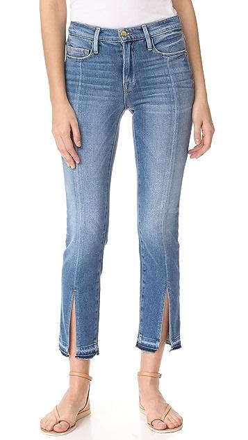 FRAME Le Nouveau Straight Jeans | SHOPBOP