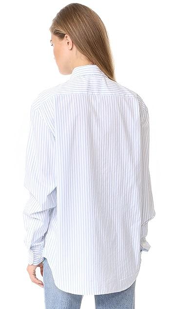 FRAME Striped Shirt