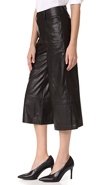 FRAME Culotte Trousers