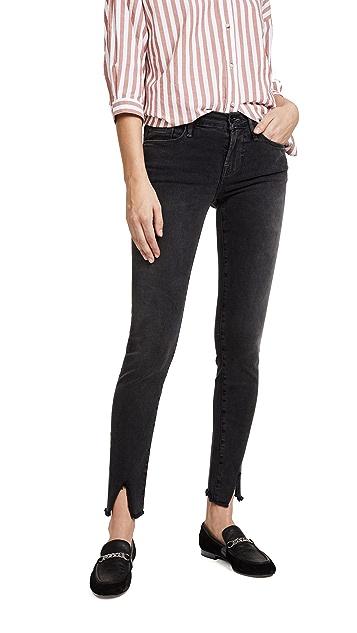 FRAME Le Skinny Jeanne Jeans