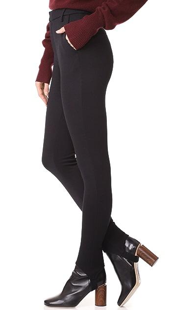 FRAME Ponte Stirrup Pants