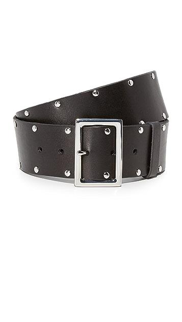 FRAME Studded Classic Belt