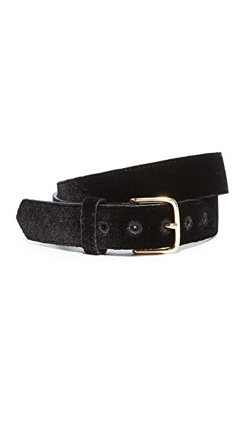 FRAME Velvet Belt