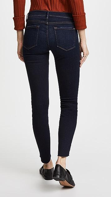 FRAME Le Skinny De Jeanne Scoop Jeans