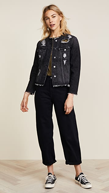 FRAME Rigid Re-Release Le Jacket