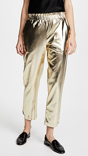 FRAME Metallic Trouser