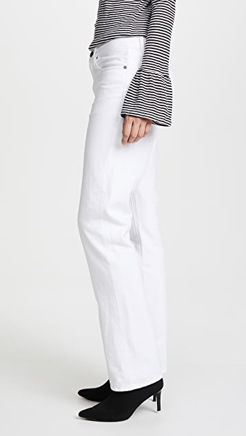 FRAME Le Oversized Jeans