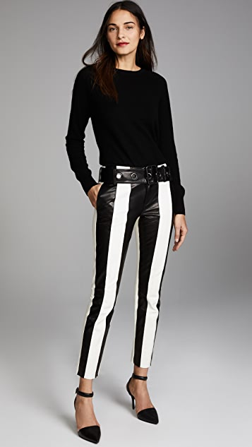 FRAME Paneled Pants