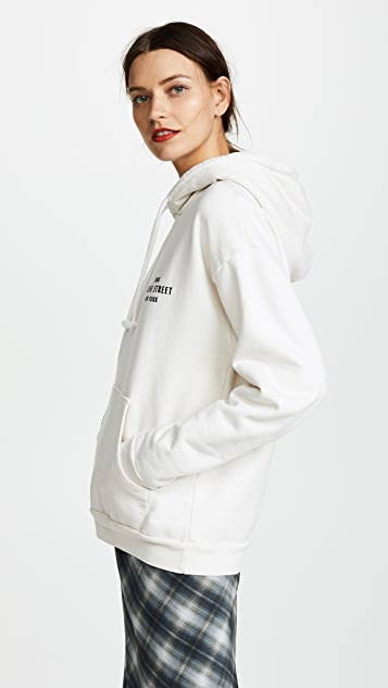 FRAME Oversized Hoodie