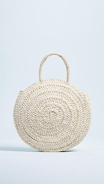FRAME Knot Market Bag - Natural