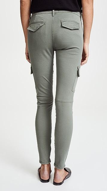 FRAME Service Cargo Skinny Jeans
