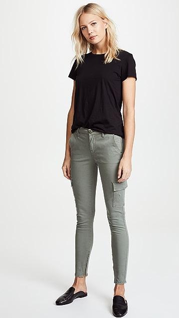 FRAME Service Cargo Skinny Jeans | SHOPBOP