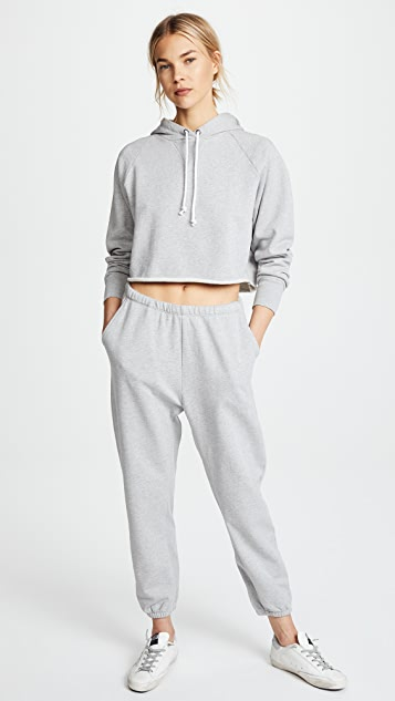 FRAME Gusset Sweatpants