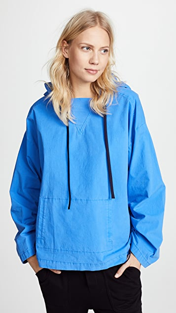 Cinched Wind Breaker by Frame