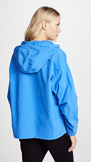 FRAME Cinched Wind Breaker