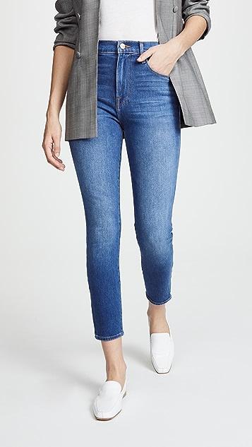 627d6cab46b8d FRAME Ali High Rise Cigarette Jeans ...