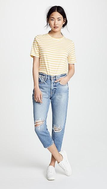 FRAME Le Stevie Crop Jeans