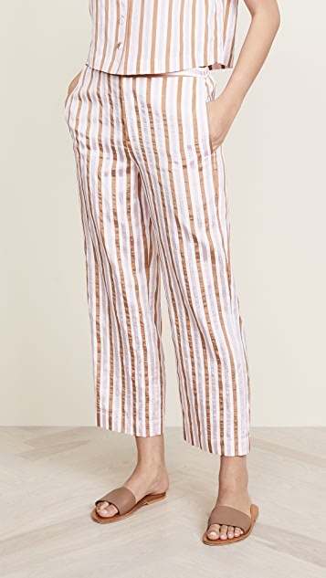 FRAME Relaxed Pants