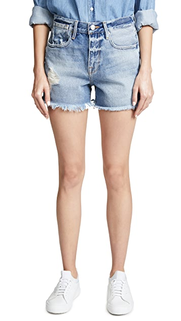 FRAME Le Stevie Shorts
