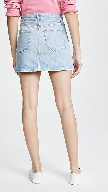 FRAME Le Miniskirt