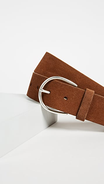 FRAME U-Buckle Belt