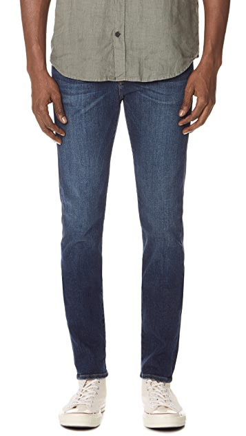 FRAME L'Homme Skinny Jeans