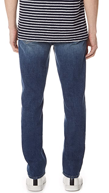 FRAME L'Homme Straight Jeans