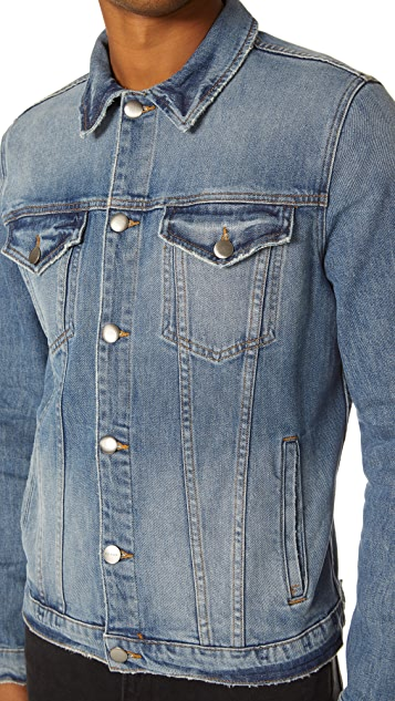 FRAME L'Homme Slim Denim Jacket