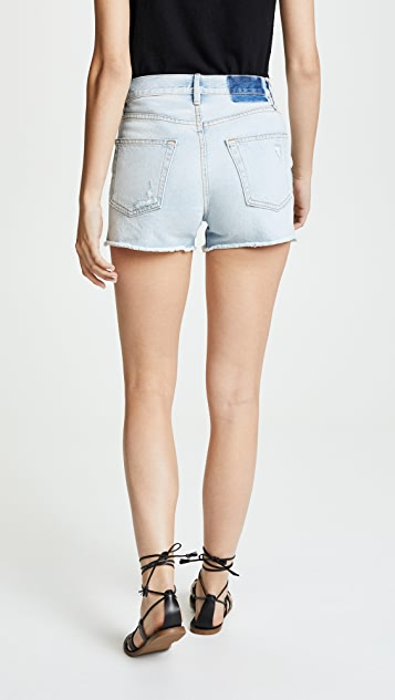 FRAME Rigid Re-Release Le Original Shorts