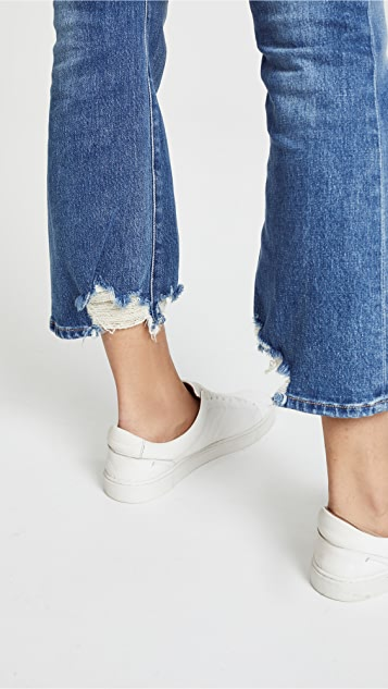 FRAME Le Crop Boot Jeans